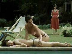 Claudia Burr,Kiki Rojo in Baby Shower (2011)