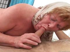 These horny grannies cum hard as they get railed by big cocks