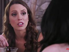 Cuckolds get off watching their ladies fuck in a compilation