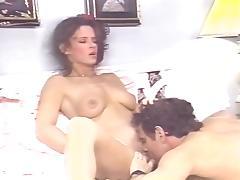 Aja, Cheri Taylor, Ebony Ayes in classic fuck clip