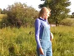 Farm videos. You have to look at the kinky stuff that is going on at the farm