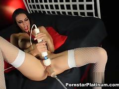 Tiffany Tyler On The Fucking Machine