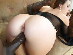 Chanel Preston in Interracial Sex Action With Chanel Preston.