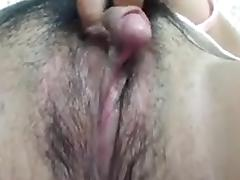 huge clitoris pleasure masturbate 2