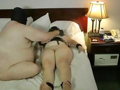My lewd BBW wants her body shocked by an electrical device