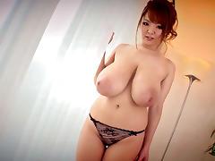 Incredible Japanese girl Hitomi Tanaka in Fabulous JAV censored Fingering, MILFs movie