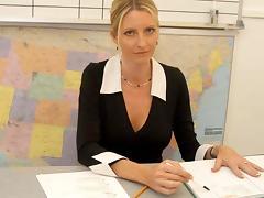 Emma Starr in My First Sex Teacher