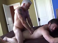 Pleasing grandpa