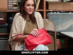 Shoplyfter - Mom and daughter Caught and Fucked For Stealing