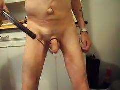 Beating my cock 375 times