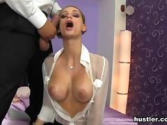 Erica Fontes in Oral Offense #1 - Hustler