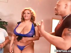 Two big and busty sluts finding