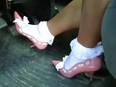 Frilly Socks 031