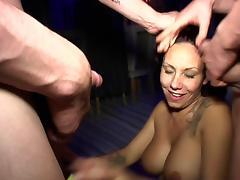 Natural tits Marta missionary ravished while moaning