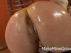 Hot Pornstar Fucked On The Ass