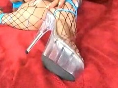 Busty Slut Mone Divine Sucking BBC