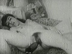Alcohol Fucks Her Mind and Her Hole 1940