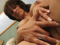 Candy videos. Real hot chocolate candy gets her pussy slammed from all angles