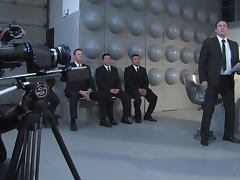 Behind The Scenes Of A MIB Parody Film