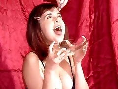 Gokkun videos. Check out chicks blow dicks, lick up, eat and drink all the sperm they find in gokkun clips