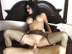Jessica Jaymes fucks and sucks