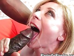 Negros e Loiras Nina Hartley