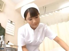 Teen Nurse Sucks And Fucks A Patient In POV Action