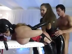 Master Slaves Of Sex Fetish Bdsm Threesome