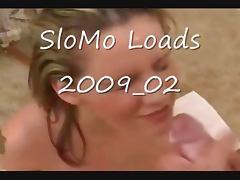 Slow Motion Cum Shots 3
