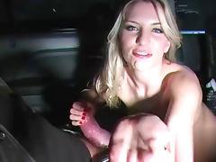 Ashley Fires Car Cuckold
