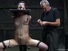 elise is tortured and electrocuted