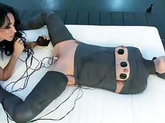 miss love gives her slut a shocking experience