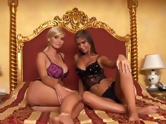 Kathy Lee And Nessa Devil