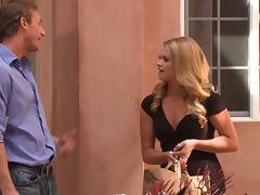 Heather Starlet is Definitely a Blonde Bimbo to Watch!