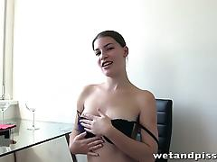 Wetandpissy Girlfriends piss soaked antics caught on film