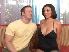 Busty Milf Is Given A Good Fucking