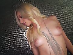 Mick Blue And James Deen Fuck Dahlia Sky In Double Penetration Fuck Scene