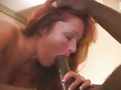 Sexy Redhead Wife Loves That Big Black Cock 8 Eln